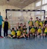 3 победи за малките хандбалисти на Добруджа, спечелиха мач на нула