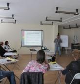 """Обучение на тема """"Управление на промяната"""" в библиотеката"""
