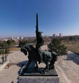 Мемориалът на хан Аспарух - преклонение пред героичното минало и посвещение към бъдещите поколения