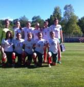 Девойките на България с втора победа на турнира на УЕФА в Албена