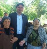 Депутатът Йордан Йорданов се срещна с жители на Тервел и Безмер