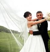 Сватбата на Йорданка и Николай Велеви