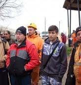 Миньорите от мангановата мина в Оброчище отново в гладна стачка