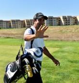 Индийската голф звезда Шив Капур откри международен турнир край Калиакра