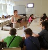 """Шестокласници от СУ """"Св.Климент Охридски"""" търсят своя ключ към щастието"""