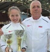 Габриела Красимирова ще участва на Балканиадата