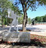 Официално откриват новия тенис център в Албена, започва международен турнир