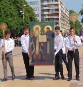 24 май в Добрич в снимки