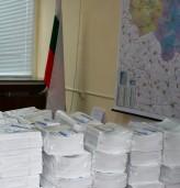 Организационно-техническата подготовка за изборите е в график