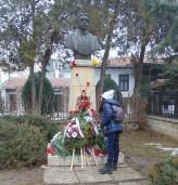 Добрич почете паметта на Апостола на Свободата