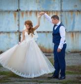 Сватбата на Елица и Николай – любовта винаги е топло лято