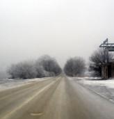 Пътната обстановка в област Добрич към 8.45 часа на 1 декември