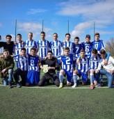 Футболистите на ФСГ - най-добри сред гимназистите в Добрич