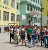 Снимки: Добрич почете паметта на Ботев и загиналите за България