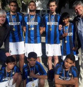 ЦНСТ от Добрич - шампион по футбол на България