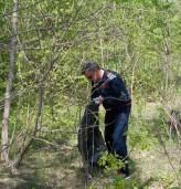 Екипът на Областна администрация почисти участък от околовръстния път на Добрич