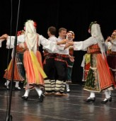 """Съвместен концерт на ПФА """"Добруджа"""" и ансамбъл """"Пирин"""" – Благоевград"""