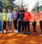 Тенисисти от ТОП 20 на Германия тренират в Албена