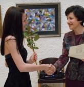 22-ма учители получиха днес грамоти за траен принос в образованието
