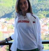 Радосвета Симеонова - в състава на България за Европейското първенство