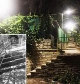 Възстановено е стълбище в крайбрежната зона на Балчик
