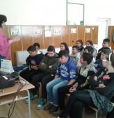 Учениците от Красен бяха включени в дейности по кариерно ориентиране