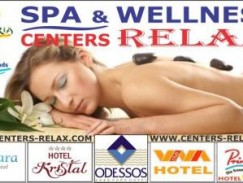 SPA & Wellness Centers Relax