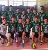 Юношите на Добруджа 07 - четвърти в България, Теодор Йорданов - най-добър блокировач