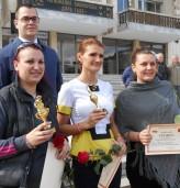 СНИМКИ: Добричлийки - отлични шофьори, Николета Иванова спечели осмомартенското рали