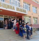 По традиция кметът на Шабла прие абитуриентите на випуск 2017 в общината