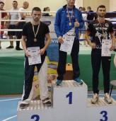 Димитър Милчев и Деян Галинов - отново шампиони на България по кикбокс