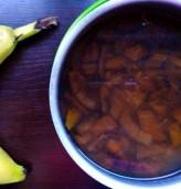 Бананов чай – чудо за едри ягоди и цветя