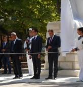 Официално бе открит паметникът на ген. Колев в Добрич (+снимки)