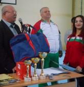 Даяна Димитрова за втори път е спортист на годината в училището за шампиони в Добрич