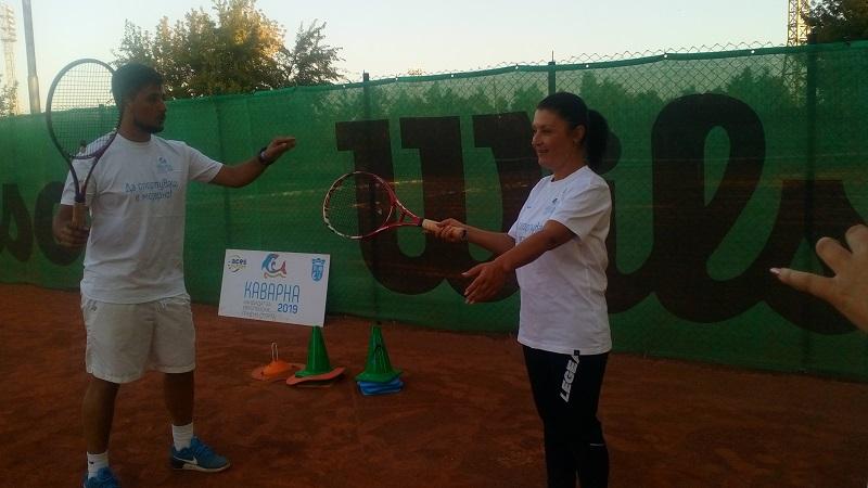 Резултат с изображение за Нина Ставрева тенис