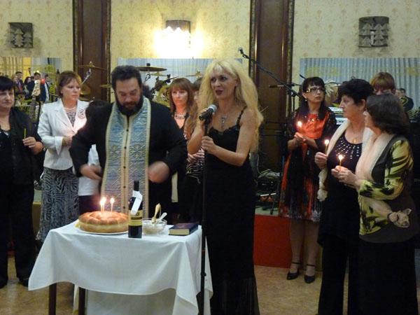 Сабина Дукова е вписана в Почетната книга на Добрич