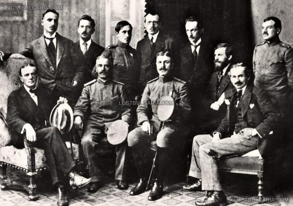 На днешната дата преди 100 години Йордан Йовков е ранен на фронта