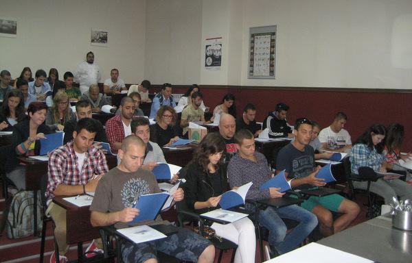 Със студенти от 5 нови държави започна учебната година в Кулинарната академия в Добрич