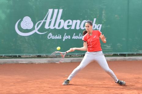 Българско дерби на четвъртфиналите в Albena open