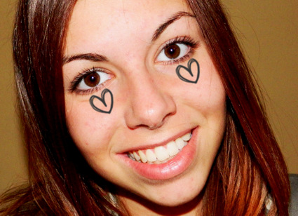 Ще те обичам с очите си
