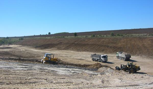 Депото в Стожер се изгражда с ускорени темпове