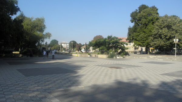 Реконструират централния площад в Шабла