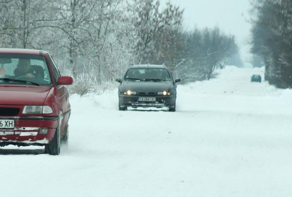Кои републикански пътища в Добричко са отворени за движение