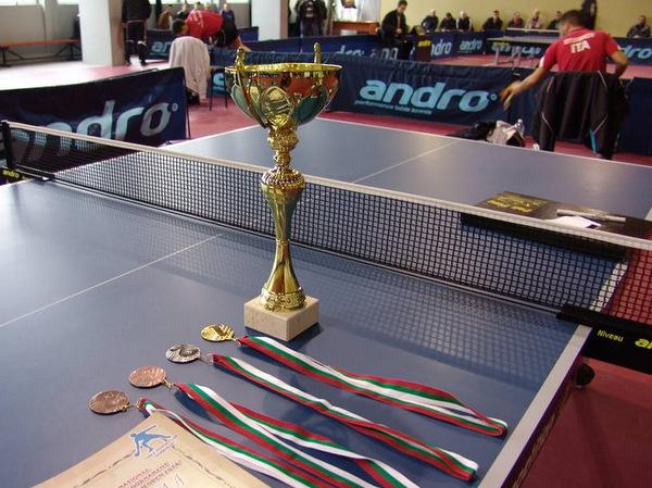 Втората ракета на Италия спечели турнира в Добрич, България победи Румъния