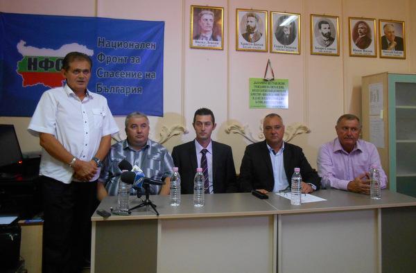 ВИДЕО: Валентин Николов е сигурен в минимум един мандат на Патриотичния фронт в Добрич