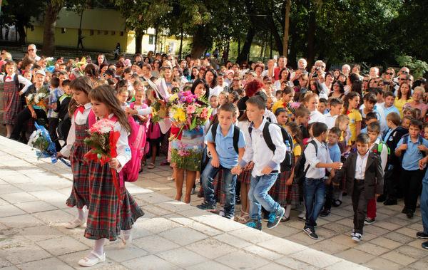 159 са първокласниците в община Каварна