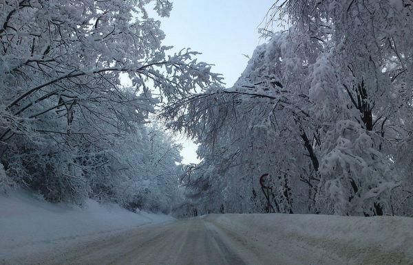 Пътната обстановка в областта тази сутрин, 12 януари