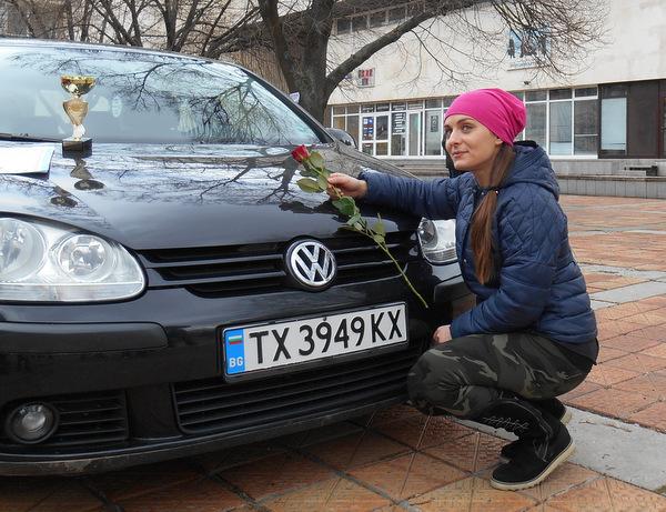 Павлина Филипова спечели осмомартенското рали в Добрич за втора поредна година (+снимки)