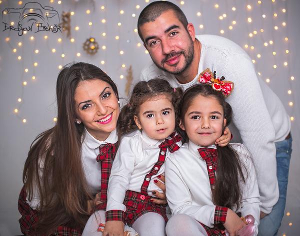 Анна-Мария, Ели, Дани и Михаил