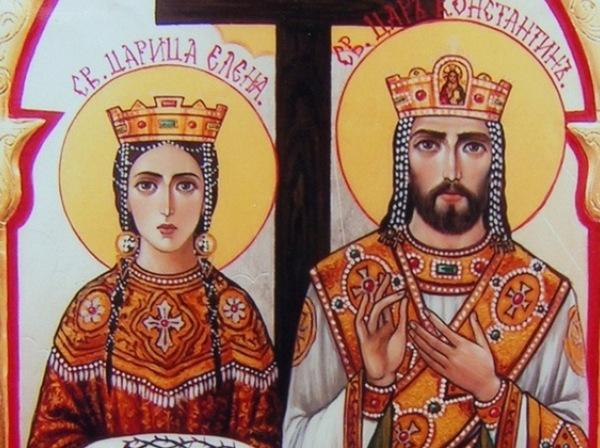 Честваме деня на Свети равноапостоли Константин и Елена